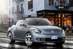 VW Volkswagen Beetle Cabrio Denim Concept 2015 Jeans Käfer Disc TSI TDI DSG Front Seite