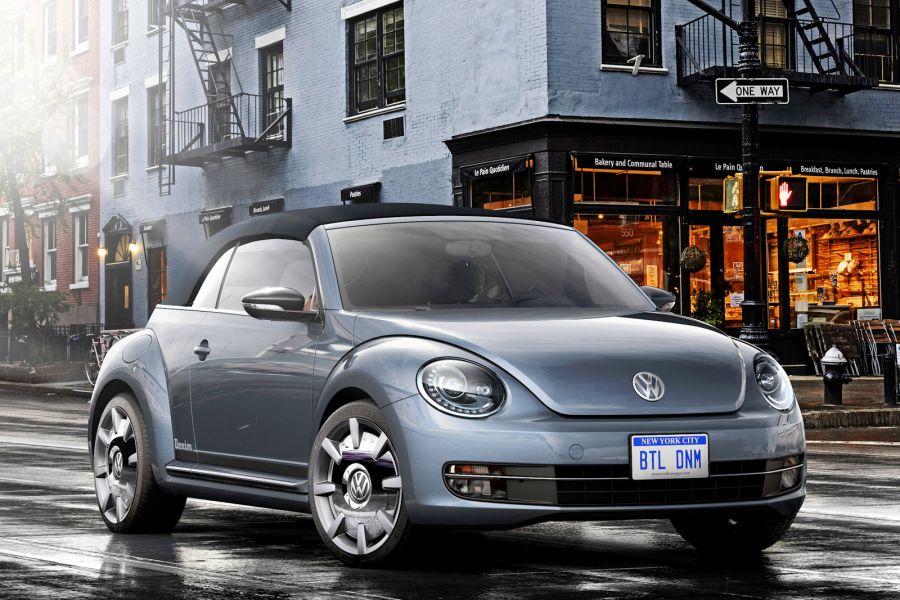 vw beetle cabrio denim der jeans k fer ist zur ck speed. Black Bedroom Furniture Sets. Home Design Ideas