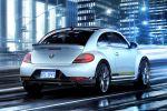 VW Volkswagen Beetle Concept R-Line 2015 Sportpaket Monterey Heck Seite