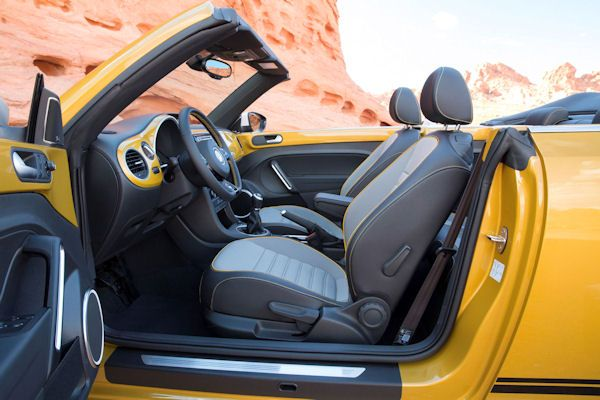 VW Beetle Dune: Extrem cool! Buggy-Feeling mit GTI-Power ...
