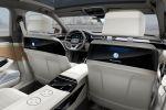 VW Volkswagen C Coupe GTE Concept Plug-in-Hybrid 2.0 TSI Benziner Elektromotor Lithium Ionen Batterie Aufladen Active Info Display digitales Kombiinstrument Media Control Modul Chauffeur Sportlimousine Interieur Innenraum