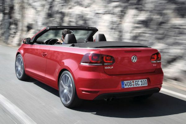 vw golf cabrio alle details der neuen generation golf. Black Bedroom Furniture Sets. Home Design Ideas