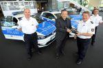 VW Volkswagen Golf GTE Polizei VII 7 Plug-in-Hybrid 1.4 TSI Turbo Benziner Elektromotor DSG Niedersachsen Polizeiauto