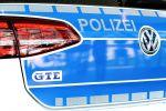 VW Volkswagen Golf GTE Polizei VII 7 Plug-in-Hybrid 1.4 TSI Turbo Benziner Elektromotor DSG Niedersachsen Heck Polizeiauto