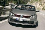 VW Volkswagen Golf GTI Cabriolet 2015 2.0 TSI Turbo DSG Front