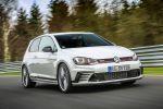 VW Volkswagen Golf GTI Clubsport S 2.0 TSI Vierzylinder Turbobenziner Hot Hatch Kompaktsportler 40 Jahre GTI Jubiläum Performance Zweitürer Gewicht Preis XDS Quersperrdifferential Nürburgring Nordschleife Setting Rundenrekord Front Seite