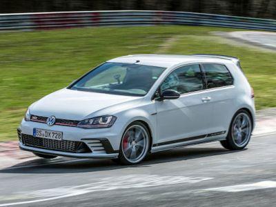 VW Volkswagen Golf GTI Clubsport S Rundenrekord Nürburgring Nordschleife Benjamin Leuchter 2.0 TSI Vierzylinder Turbobenziner Hot Hatch Kompaktsportler Performance