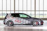 VW Volkswagen Golf GTI Heartbeat Wörtherseetour GTI Treffen 2016 Reifnitz 2.0 TSI Turbo EA888 Auszubildende Azubi BBS CI-R Felge Rad Bodykit Bilstein B16 Gewindefahrwerk Sportabgasanlage Auspuff Klappensteuerung Seite