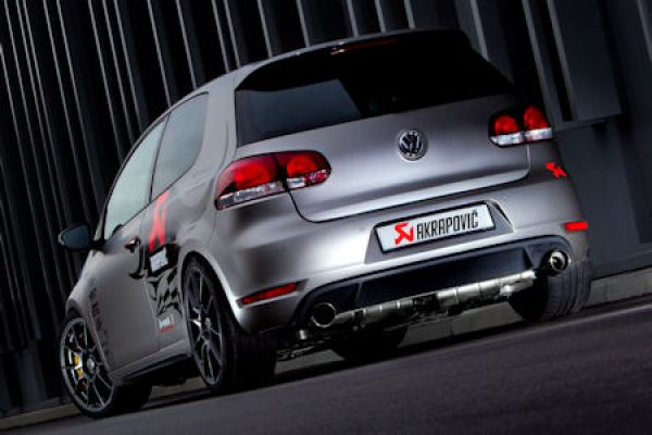 vw golf gti akrapovic edition pure power mit. Black Bedroom Furniture Sets. Home Design Ideas
