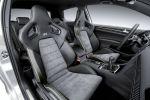 VW Volkswagen Golf R 400 2.0 TSI Turbo 4MOTION Allrad XDS+ DSG Sperrdifferenzial Interieur Innenraum Cockpit Rennsportschalensitze