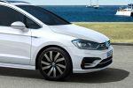VW Volkswagen Golf Sportsvan R-Line Sportpaket Exterieurpaket Interieurpaket Rad Felgen Sportfahrwerk Familien Kompaktvan TDI TSI