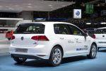 VW Volkswagen Golf TSI BlueMotion 1.0 Dreizylinder Spritsparender Kompaktwagen Rekuperation DSG XDS Trendline Comfortline Heck Seite