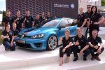 VW Volkswagen Golf Variant Biturbo Edition Kombi 4Motion Allradantrieb Azubi Wörthersee 2015 2.0 BiTDI Turbodiesel Sachsen Bodykit Tuning Front Seite