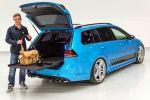 VW Volkswagen Golf Variant Biturbo Edition Kombi 4Motion Allradantrieb Azubi Wörthersee 2015 2.0 BiTDI Turbodiesel Sachsen Bodykit Tuning Heck
