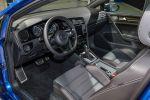 VW Volkswagen Golf VII 7 R 2.0 Turbo 4MOTION Allrad XDS+ DCC Sport Race Eco DSG Interieur Innenraum Cockpit Sportsitze