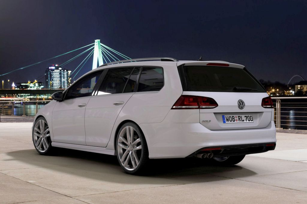 Golf 7 variant r line release date price and specs for R line exterieur golf variant