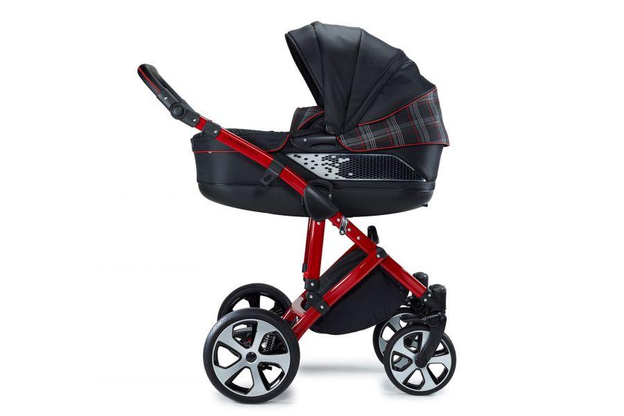 vw gti kinderwagen babys fahren jetzt gti speed heads. Black Bedroom Furniture Sets. Home Design Ideas