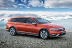 VW Volkswagen Passat Alltrack Variant B8 Offroad Kombi 2015 TSI TDI Turbodiesel 4MOTION Allrad DSG Doppelkupplungsgetriebe Active Info Display virtuelles Cockpit App Connect Smartphone MirrorLink CarPlay Android Auto Front Seite