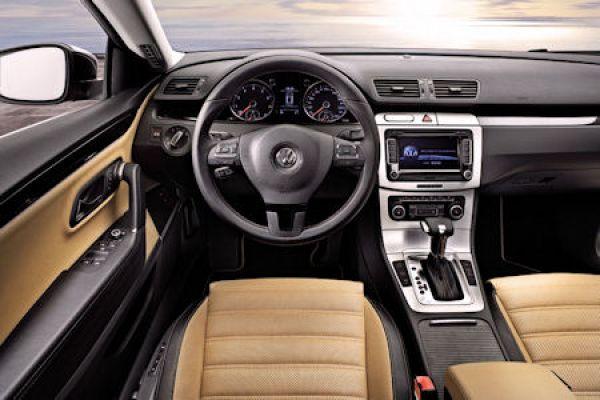 VW Passat CC Exclusive: Eleganz mit der Finesse an Luxus - Speed Heads