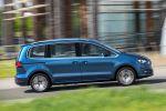 VW Volkswagen Sharan 2.0 TDI 4MOTION Allrad DSG Doppelkupplungsgetriebe Familien Van Motor Zugkraft Anhängelast Anhänger Cam-Connect Car-Net App-Connect Car-Net Cam-Connect-App GoPro Hero 4 Seite