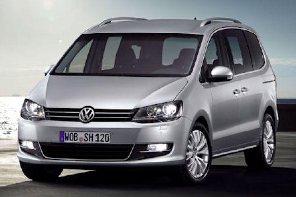 VW Sharan: Die Neuauflage für ein Leben in Fahrt - Speed Heads
