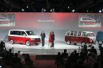 VW Volkswagen Bus T6 Multivan 2.0 TSI  TDI Lifestyle Transporter Großraumlimousine Front Seite