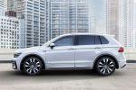 VW Volkswagen Tiguan R-Line 2016 Sportpaket Exterieurpaket Interieurpaket Kompakt SUV Offroad TSI BiTDI Turbodiesel 4MOTION Allrad Rad Felgen Sebring Suzuka Sportsitze Seite