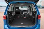VW Volkswagen Touran 2016 Topmotorisierung TDI Turbodiesel TSI Turbobenziner Familien Kompakt Van Highline Kofferraum Laderaum Gepäckraum