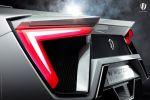 W Motors Lykan Hypersport Supersportwagen Orient Arabien Heck