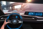 BMW Connected Digitalisierung BMW i8 Infotainment Vernetzung Smartphone App Smartwatch Open Mobility Cloud Internet AirTouch