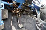 suzuki lj80 eljot test 4x4 allradantrieb geländewagen offroader suv fun car vierzylinder benziner light jeep differentialsperre hinterachssperre probefahrt fahrbericht review interieur innenraum cockpit pedalerie