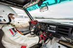 Audi Sport quattro S1 Stig Blomqvist Allrad Fünfzylinder Turbomotor Rallyeauto Gruppe B Rennwagen Sportwagen Interieur Innenraum Cockpit