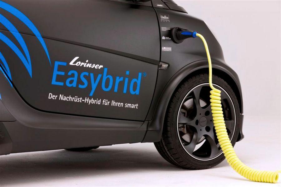 lorinser smart easybrid leistungsstarker radnaben hybrid. Black Bedroom Furniture Sets. Home Design Ideas