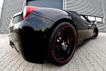 Wheelsandmore Ferrari 458 Italia Spider Perfetto Berlinetta Cabrio 4.5 V8 6Sporz Heck Seite Ansicht
