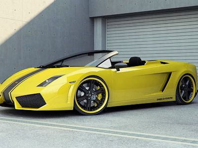 2010 Lamborghini Gallardo LP 620 Yarrow