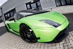 Wheelsandmore Lamborghini Gallardo Superleggera Green Beret LP 620-4 570-4 5.2 V10 6Sporz2 Front Seite Ansicht