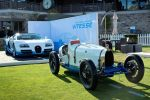 Bugatti Typ 37A Veyron 16.4 Grand Sport Vitesse 8.0 V16 Cabrio Lackierung The Quail Lodge Front Seite Ansicht
