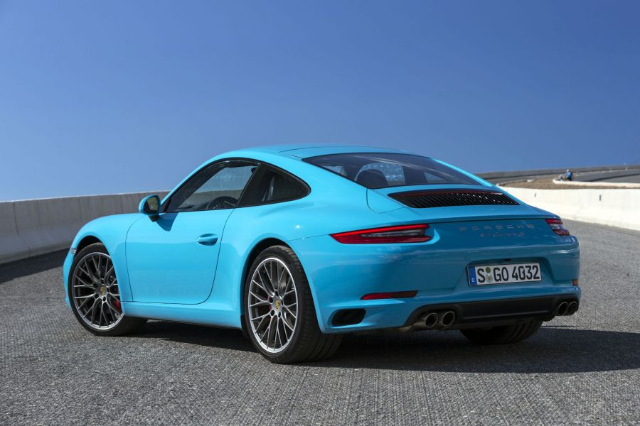 porsche 911 carrera s 2016 test das kann der neue turbo. Black Bedroom Furniture Sets. Home Design Ideas
