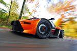 Wimmer Rennsporttechnik KTM X-Bow GT 2.0 TFSI Turbo Tuning Leichtbauweise Leichtgewicht Federgewicht Powerparts Sportwagen