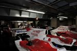 Toyota Motorsport GmbH TMG TTE Toyota Team Europe Köln Formel 1 F1 Rennwagen Jarno Trulli Ralf Schumacher Timo Glock