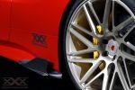xXx Performance Ferrari 488 GTB 3.9 V8 Biturbo Tuning Leistungssteigerung Carbon Komponenten Vossen VPS-315T Rad Felgen