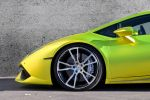 xXx Performance Lamborghini Huracan 5.2 V10 Supersportwagen Tuning Leistungssteigerung Oxigin Oxforged 4 Rad Felgen Tieferlegung Wrapping Vollfolierung Chrom Lime Matt