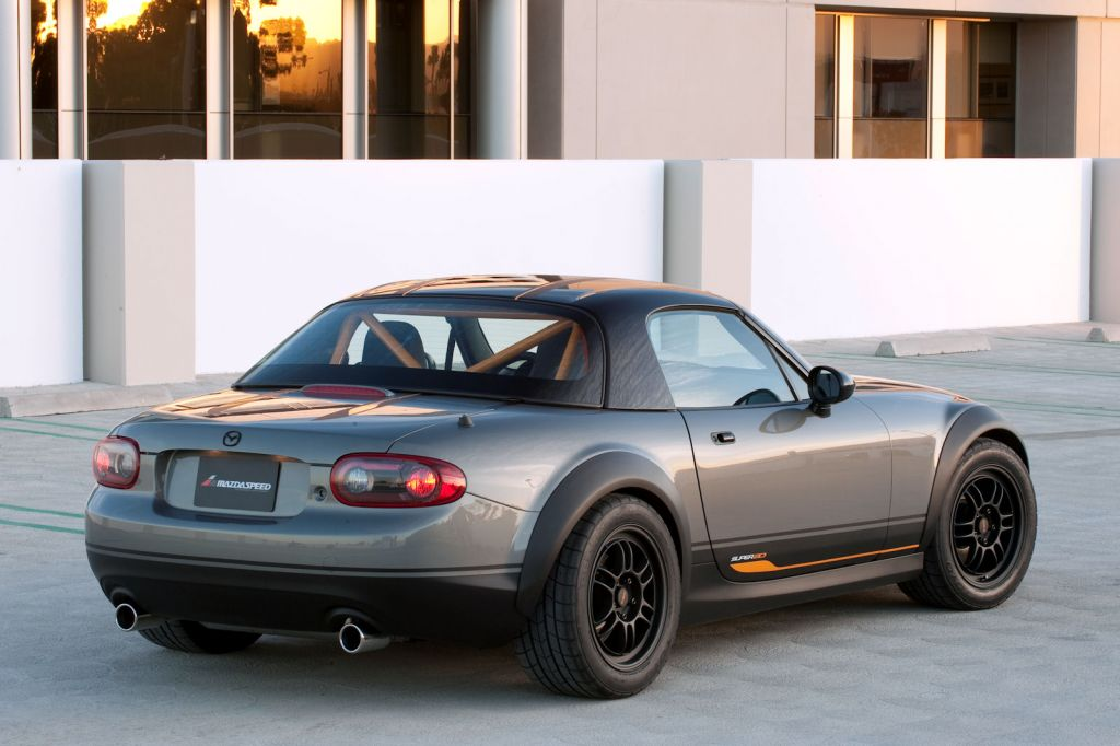 Mazda Mx  Miata Club Custom Paint