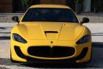 Novitec Tridente Maserati GranTurismo MC Stradale 4.7 V8 Kompressor Front Ansicht
