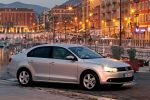 VW Jetta VI Test - Front Ansicht vorne Seite seitlich silber