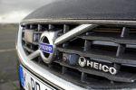 Volvo S60 T6 AWD by Heico Sportiv Test - Kühlergrill Logo Heico Volvo Fußgänger Erkennung Sensor